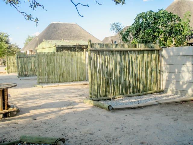 Okanyofi Village Campsite