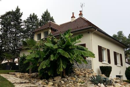 Chambre individuelle dans jolie maison