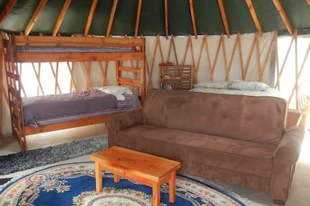 Buckcamp Yurt - McCall - Rundzelt