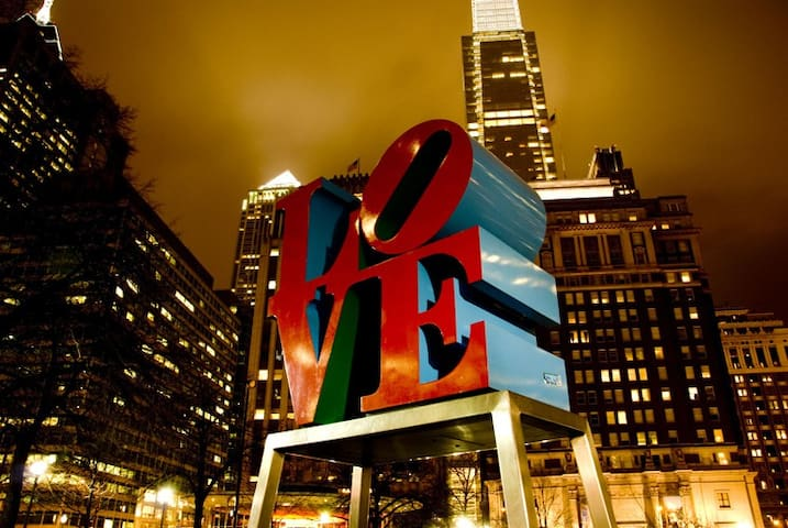 1 Bedroom Center City Philadelphia - Philadelphia - Pis
