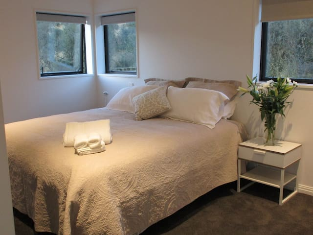 NEW luxury private sunny apartment great position - Otago - Wohnung