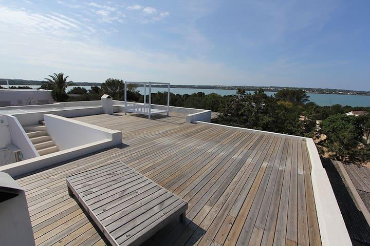 Island style villa Formentera - Formentera - House