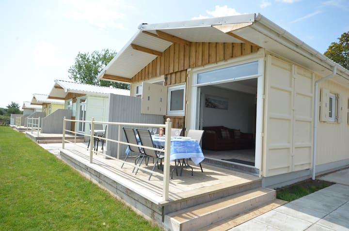 Chichester Watersports' Premium Lake Lodges