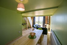 Bothy Dining Area