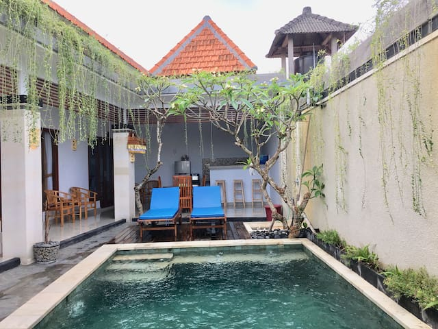 Room with quite ambience in Canggu