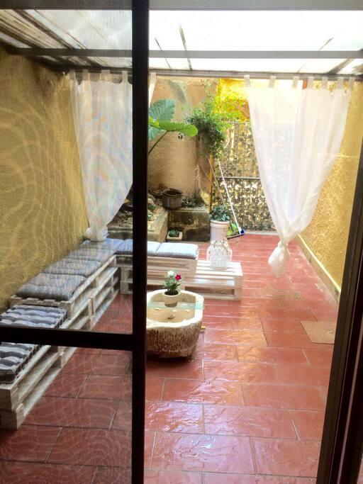 Private outdoor. Terrazzo/corte  privata