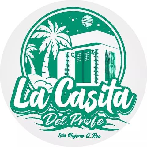 """""""Disfruta Isla Mujeres en La casita del profe""""+2🚲"""