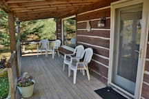 Brookside Cottage in Grand View, WI