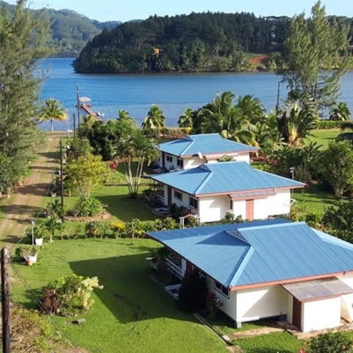 Villas Huahine Vacances Guesthouses (2 PERSONNES)