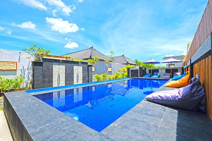 1 Superior Room with shared pool in Seminyak