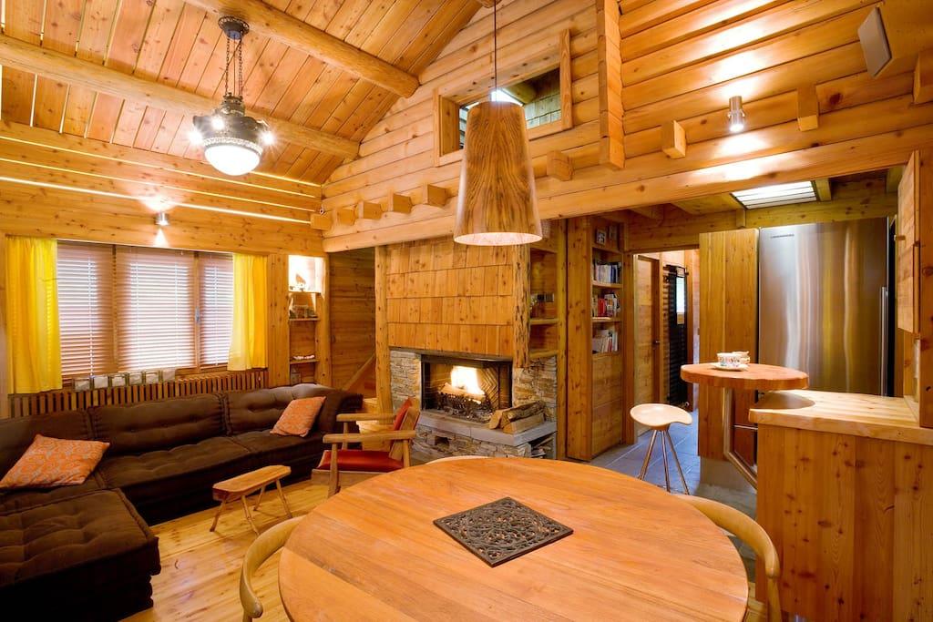 chalet luxe the canandian avec spa sauna et hammam serre chevalier chalets louer le. Black Bedroom Furniture Sets. Home Design Ideas