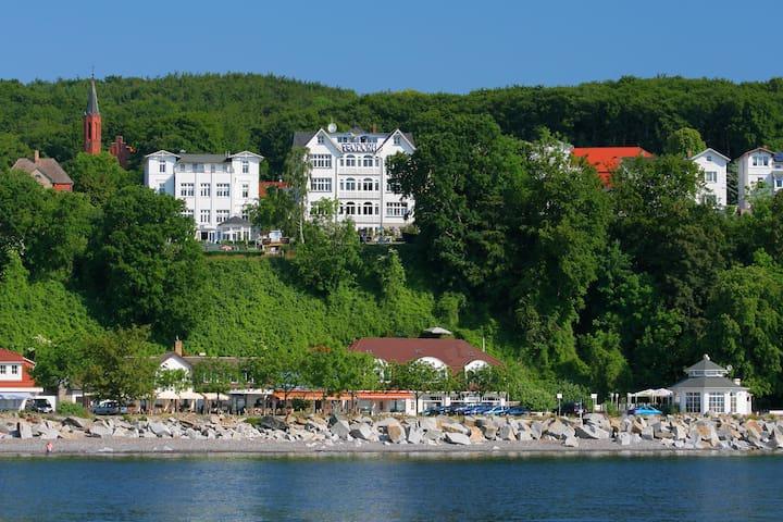Ferienappartement direkt an der Ostsee in Saßnitz