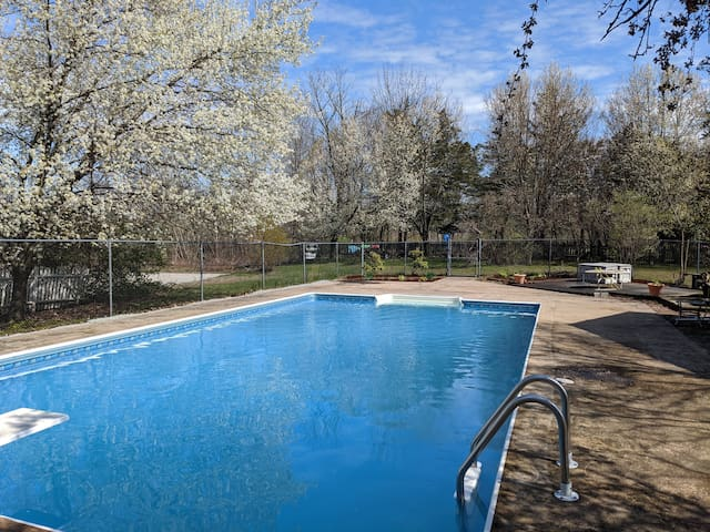 Full Two Family Colonial with Pool! 3500 sq feet