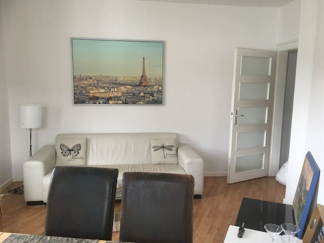 Well located appartment: 13 min. to the fair! - Hannover - อพาร์ทเมนท์