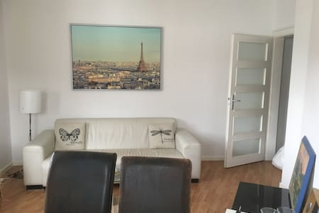 Well located appartment: 13 min. to the fair! - Hannover - Pis