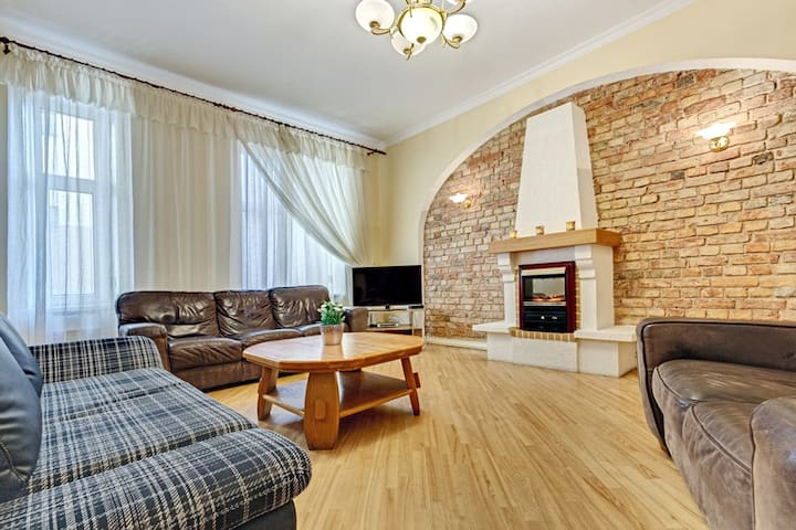 Rigaapartment GERTRUDA 2 - Riga - Wohnung