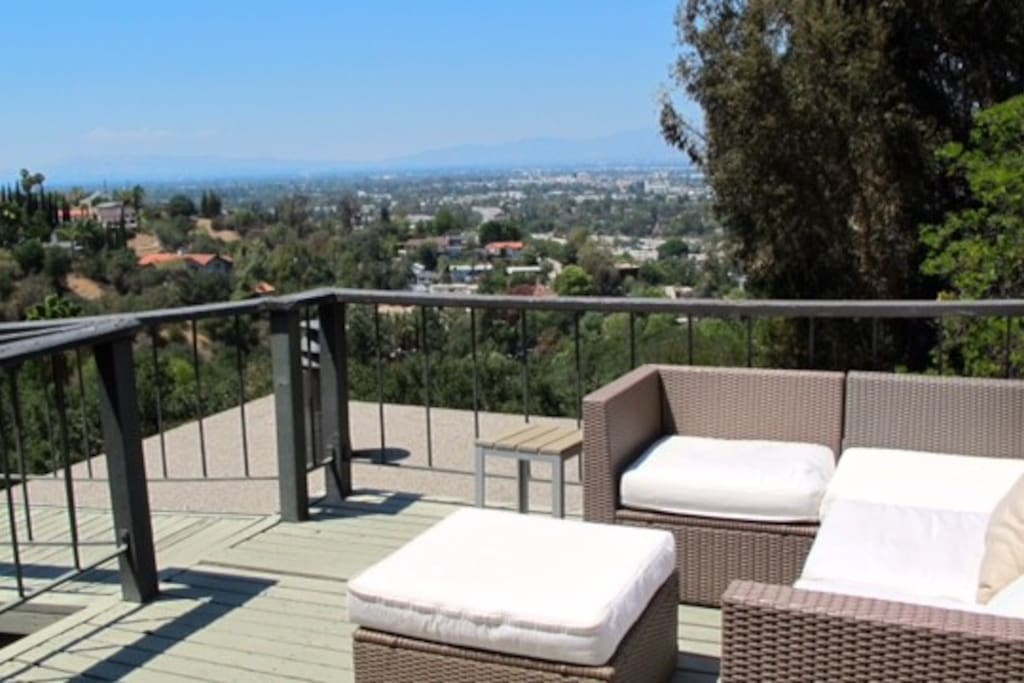 Rooftop Deck with Breathtaking Views