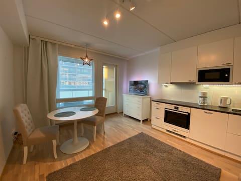 Luxe apartment, 2 mins Oulu centre