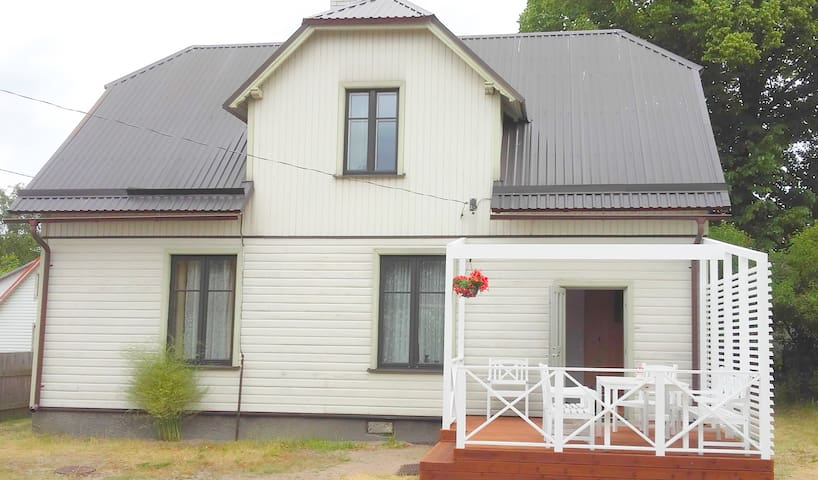 Vana-Pärnu House, close to the beach - Pärnu - Apartament