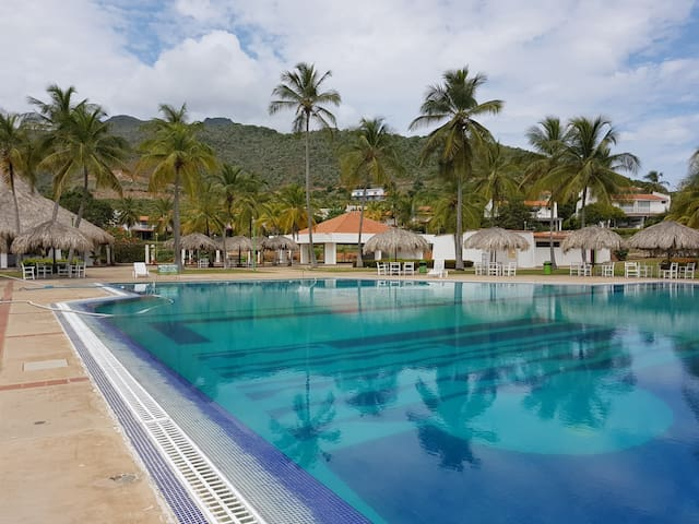 Vacaciones de ensueño en la Isla de Margarita!!!! - Porlamar - Appartement