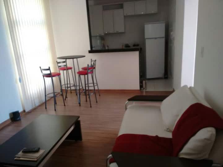 Apartamento inteiro!  Reserve já 🍾❤️