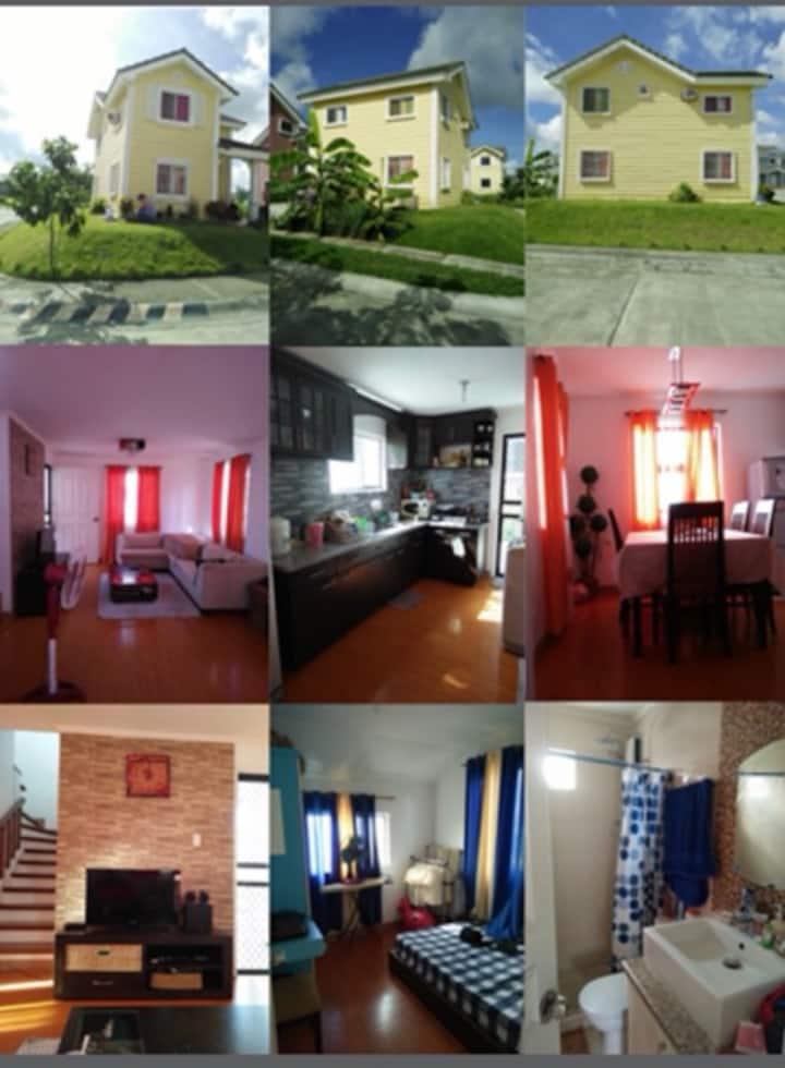 Avida Settings Cavite House For Rent