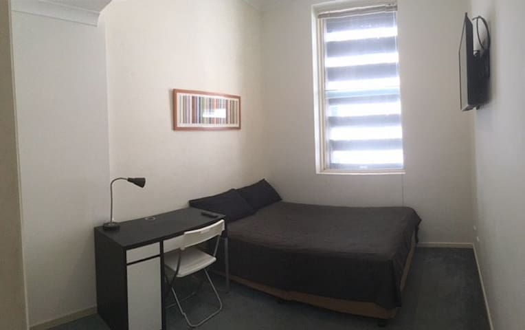 Double Room Near Flagstaff Gardens
