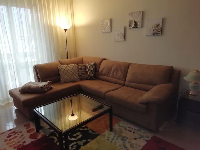 Gina's home