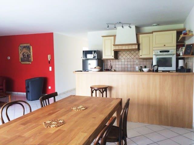Bel appartement ensoleillé 75m2 - Die - Apartment