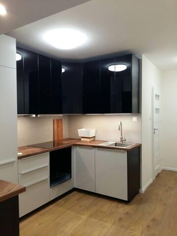 Mieszkanie 47 mkw - Wrocław - Appartement