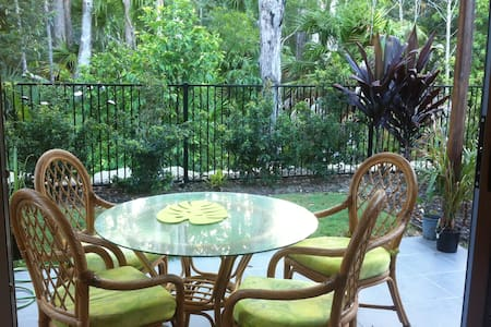 Dadirri Oasis - Modern townhouse with bush aspect - Little Mountain - Bed & Breakfast