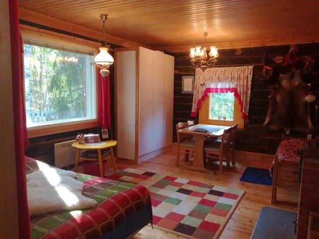 Bigger room