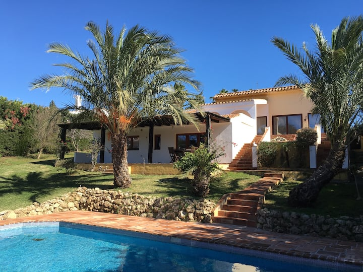 Private Double Bedroom - Sea Views & Pool  (#1)
