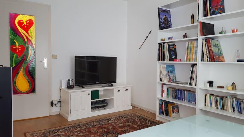 T2 Confort - Centre - 10' de Genève - Saint-Julien-en-Genevois - Appartement