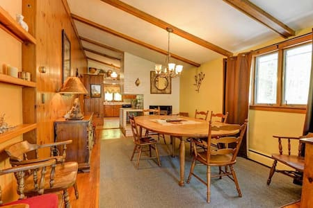 Location! Walk to Cranmore and town! 3BR Share - Conway - Haus