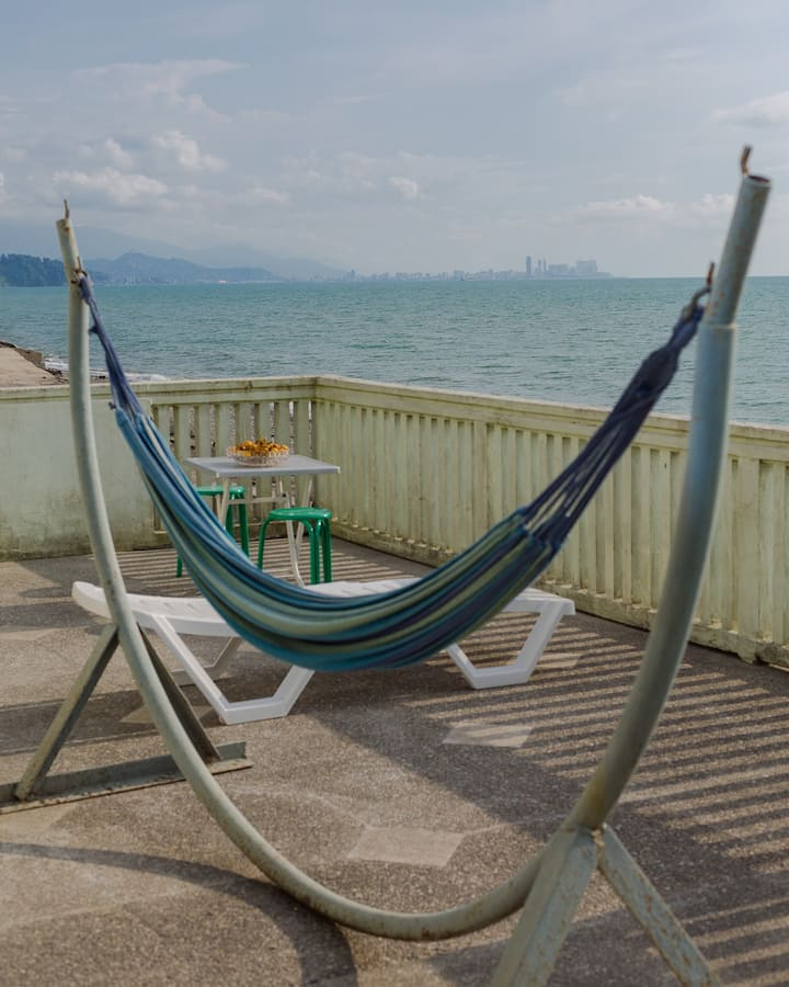 Gugu house - Вилаа рядом с пляжем