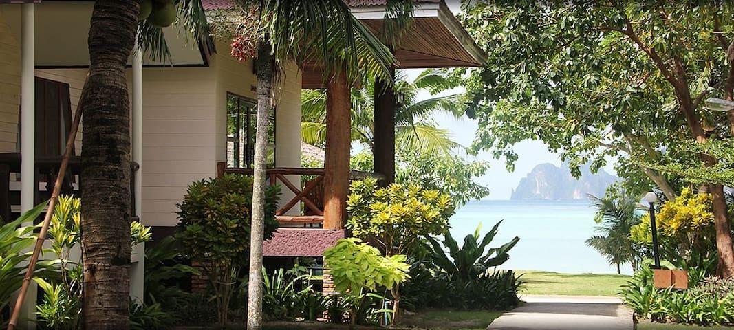 Luxury Deluxe Family Beach Front Villa - Phi Phi Islands - Villa