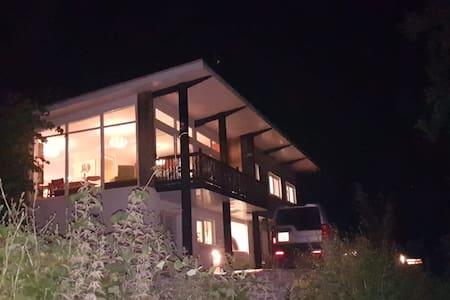 Fantastic views, designer house, disabled friendly