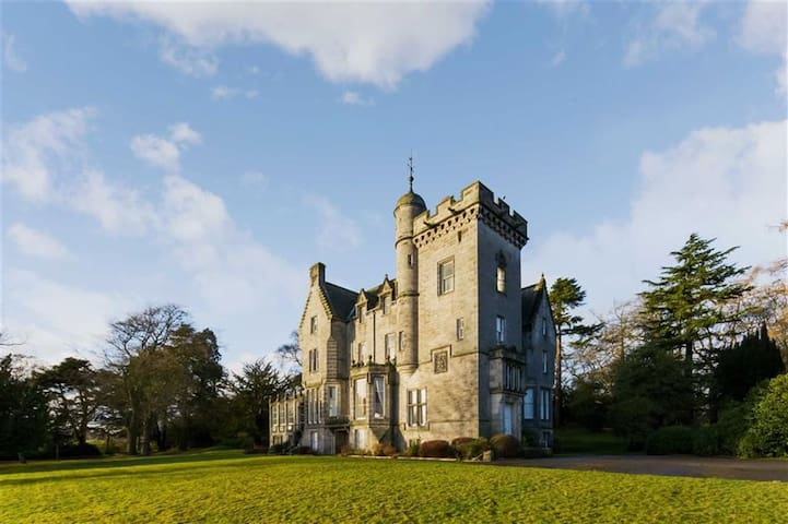 Baronial mansion that inspired Jules Verne - Fife - Apartment