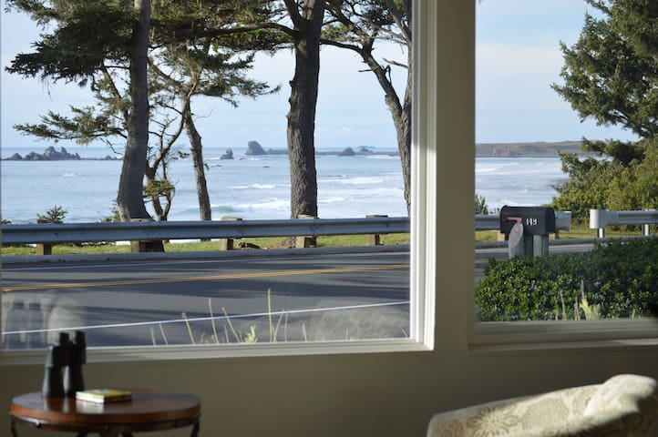 Pacific Coast Beach House - Crescent City - Casa