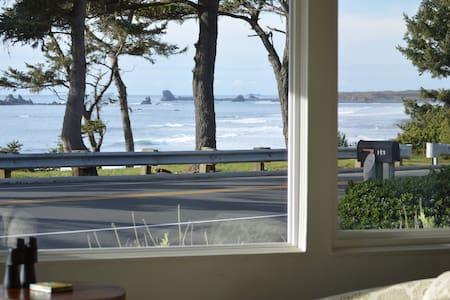 Pacific Coast Beach House - 新月城(Crescent City)