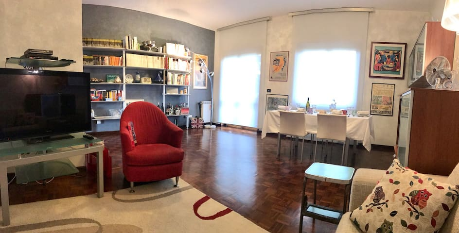Alessandra's Flat Roma EUR - Rome - Appartement