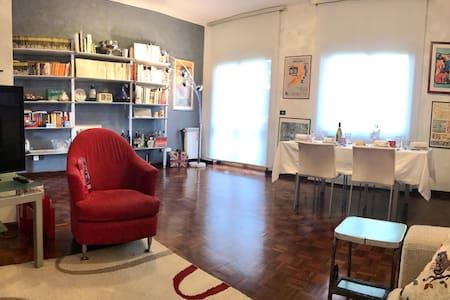 Alessandra's apartment in ROMA EUR - Rooma - Huoneisto
