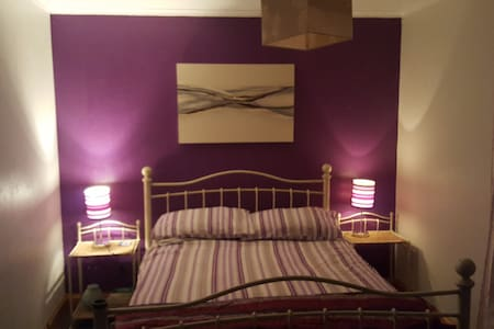Dunollie with one large room.with forest view - Oban