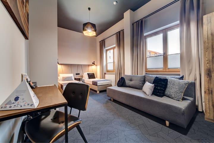 Aparthotel Rint 32 - Pokój czteroosobowy