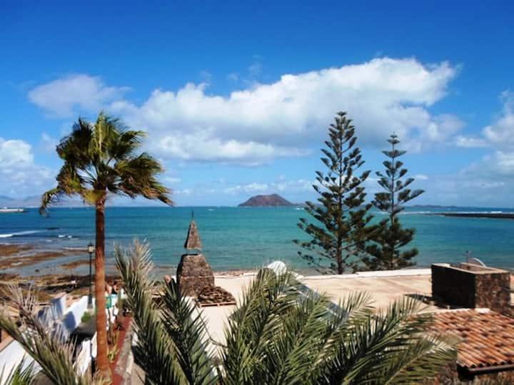 Apartamento Granplaya2- acceso privado a la playa