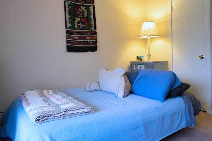 Comfy futon close to the TX Med Ctr - Houston - Apartment