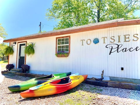 Tootsie's Place on Rockwood Point