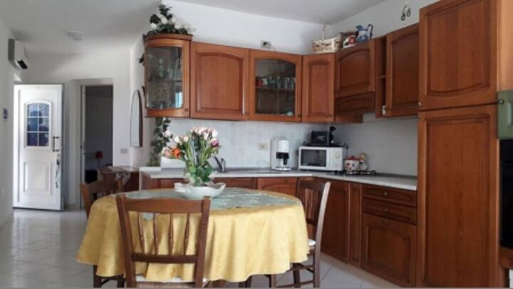 Villa Rosa - One bedroom apartment with sea view and terrace (A4)
