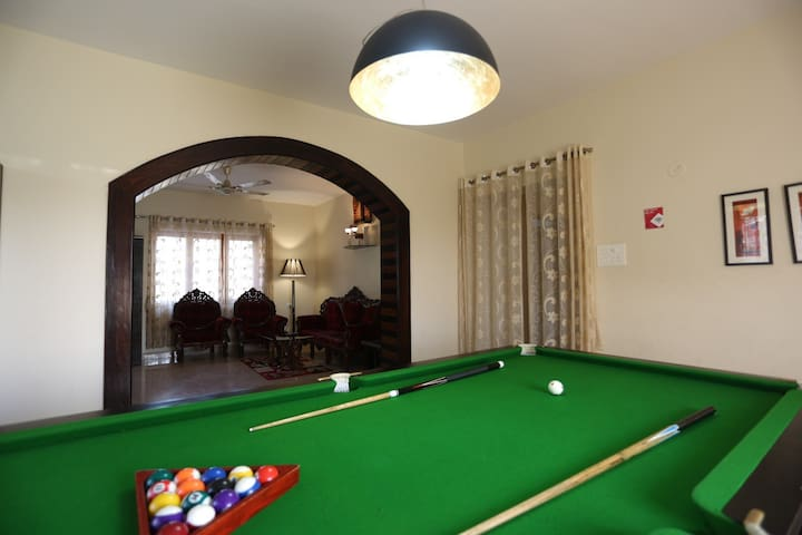 Private 6BHK Villa with Pool by There4You Tourism
